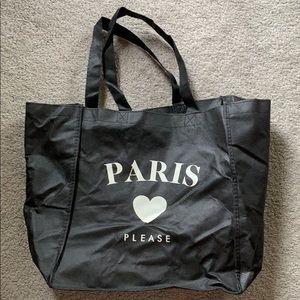 Forever 21 Paris Tote